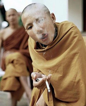 monk-smoking