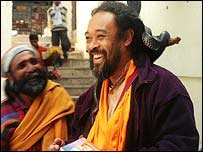 mooji-laughing