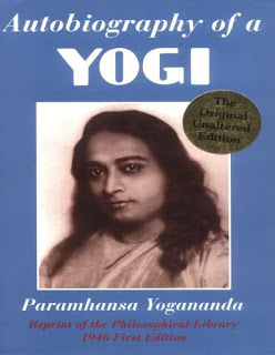 Cover of AOAY by Yogananda
