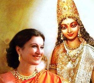 ananda-divine-mother